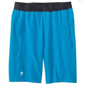 TYR NEW Full Move Land To Water Swim Shorts
